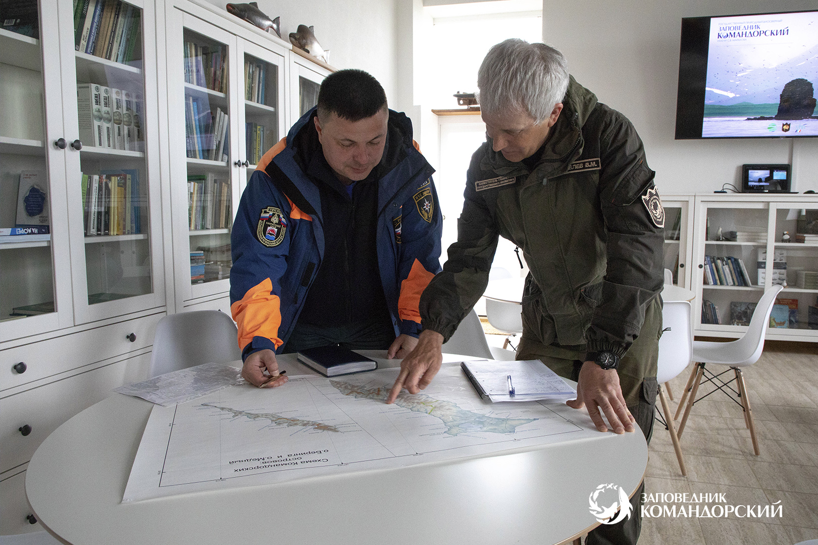 Ministry of Emergencies in Kamchatsky Krai and the Commander Islands Nature and Biosphere Reserve to Conduct Joint Emergency Rescue Exercises