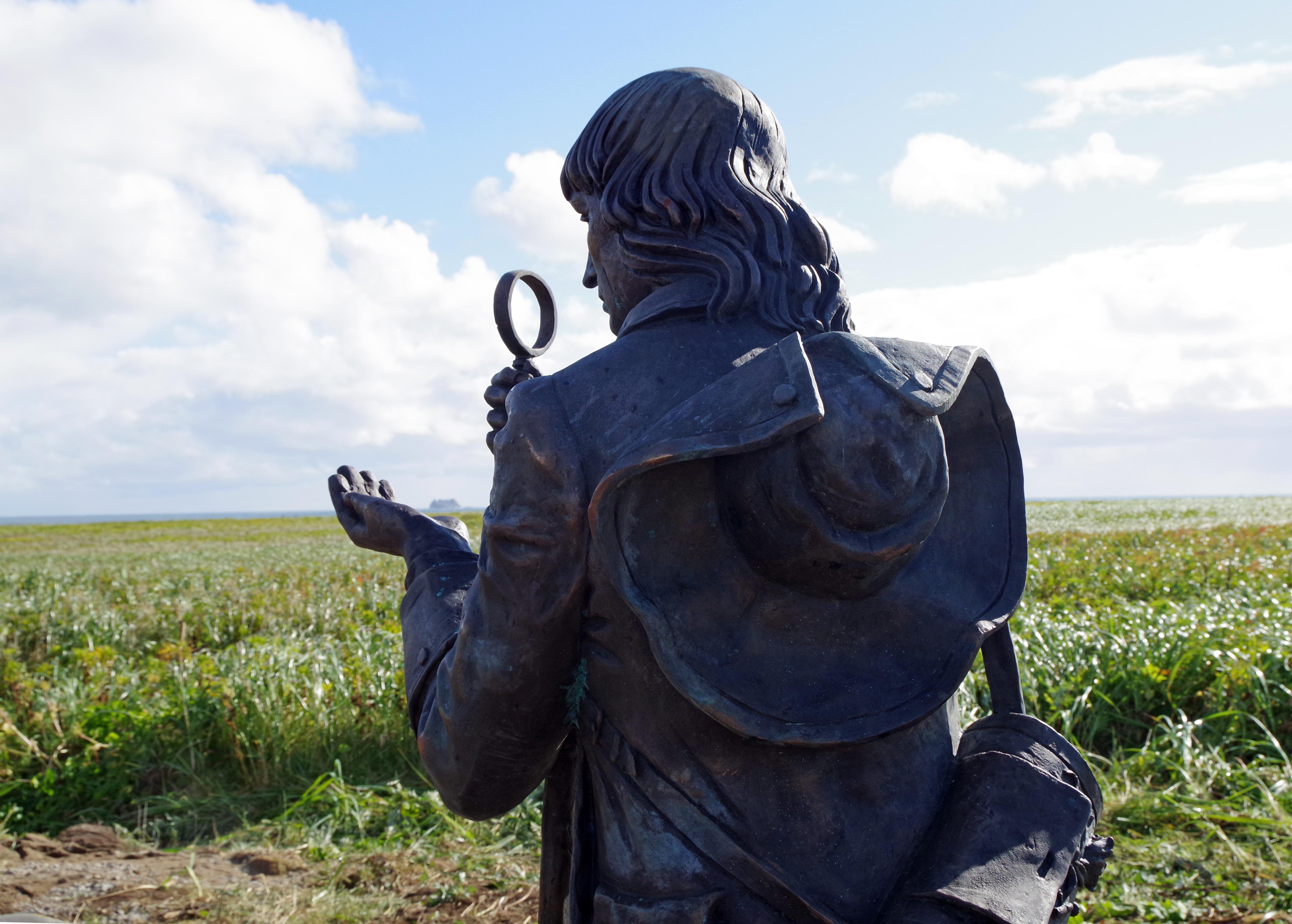 памятник Георгу Стеллеру